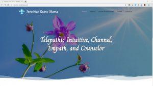 Diane Maria Homepage